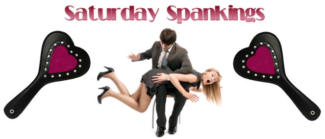 Saturday Spankings-Val Heart Paddles-rev