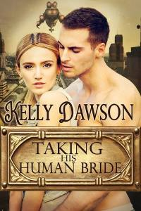 taking his human bride