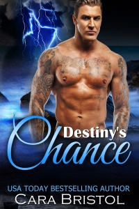 Destiny's Chance 600 x 900
