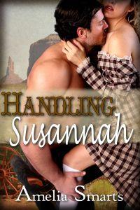 Handling Susannah Cover