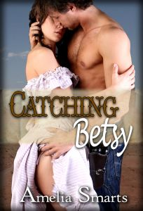 Catching Betsy Cover