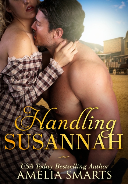 New Handing Susannah Cover