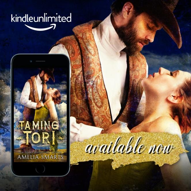 TamingTori_Available